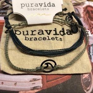 PURA VIDA SAND DOLLAR AND WAVE SETS